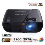 Viewsonic PJD5555W 1280x800 WXGA 3300 Ans 3D