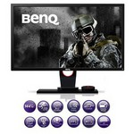 "Benq XL2430T 24"" 1ms Full HD Gaming Monitör"