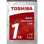 Toshiba L200 1TB Mobile Hard Disk - HDWJ110EZSTA