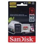 Sandisk 16gb Extreme Hafıza Kartı - SDSQXNE-016G-GN6MA