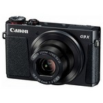 "Canon POWERSHOT G9 X 20.2 Mp 3"" Lcd Full Hd Wifi Dijital Kompakt Siyah"