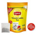 Lipton Yellow Label Demlik Poşet Çay Jumbo Boy 20 g 40 Adet