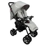 Mcrae Mc 5010 Royalty Çift Yönlü Hafif Bebek Arabası - Gri