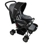 Mcrae Mc 720 Enjoy Dört Mevsim Çift Yönlü Bebek Arabası - Siyah