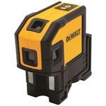 Dewalt Dw0851 Profesyonel Yatay Ve 5 Işınlı Otomatik Hizalamalı Nokta Lazer Distomat