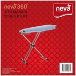 Neva Ez 70-71 Inox 360 Ütü Masası Yedek Kılıfı