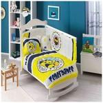 Taç Fenerbahçe Minik Kanarya Bebek Uyku Seti