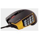 Corsair Scimitar RGB Gaming Mouse - Sarı (CH-9000091-EU)