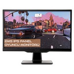"Viewsonic VX2363SMHL 23"" 2ms Full HD Monitör"