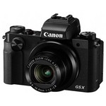 "Canon POWERSHOT G5 X 20.2 Mp 4.2x Optik 3"" Lcd Full Hd WiFi Dijital Kompakt"