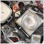 Kütahya Porselen 65122 Phaselis 83 Parça Yemek Takımı