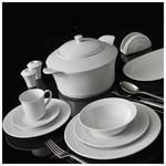 Kütahya Porselen Zümrüt 12 Kişilik 83 Parça Yemek Takımı