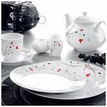 Kütahya Porselen 5582 Yasemin 38 Parça Kahvaltı Takımı