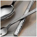 Kütahya Porselen Açelya 89 Parça Çatal Bıçak Takımı