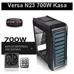Thermaltake Versa N23 700w Mid Tower Kasa (CA-3E2-70M1WE-00)