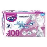 Parex Kullan At Eldiven 100 Adet Large