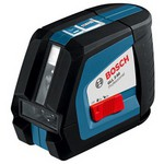 Bosch GLL 2-50 + BT 150 Çapraz Çizgili Hizalama Lazeri - 060106310
