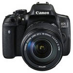 Canon EOS 750D Kit (18-135MM IS STM) DSLR Fotoğraf Makinesi
