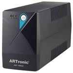 Artronic Art-1000 1000va Line Interactive Ups, 2 Adet12v7ah Akü, 3pc 7 Dk, 1pc 35 Dk.