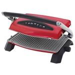 ERA SM-24 Press Granito Izgara ve Tost Makinesi - Kırmızı