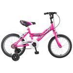 Tunca Caprini 16 Jant 4-7 Yaş Çocuk Bisikleti - Pembe