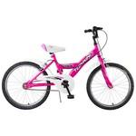 Tunca Caprini Pembe 7-10 Yaş Çocuk Bisikleti