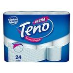 Teno Ultra Tuvalet Kağıdı 24 Adet