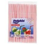 Dolphin Körüklü Pipet 200'lü Paket