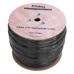 Frisby Fnw-cat624 Dış Mekan 0.58mm 23 Awg Cat6