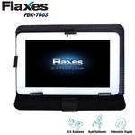 "Flaxes FDK-700S Üniversal 7"" Siyah Tablet Kılıfı"