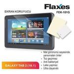 Flaxes Fek-101g Flaxes Fek-101g Galaxy Tab 2 Mat Ekran Koruyucu 10.1 Inch