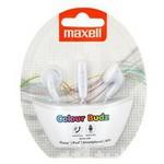 Maxell Colour Budz Beyaz Kulaklık Mıc 303750.00.cn