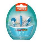 Maxell Colour Budz Mavı Kulaklık Mıc 303751.00.cn