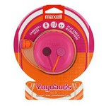Maxell Yoyo Buds Pembe+turuncu V.2 Mıc 303729.01.cn