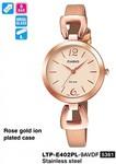 Casio LTP-E402PL-9AVDF Standart Kadın Kol Saati