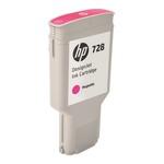 HP 728 Kırmızı Kartuş Geniş Format F9K16A
