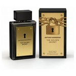 Antonio Banderas  Golden Secret Edt 100 Ml
