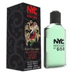 Nyc East Vıllage Rock & Tattoo Edıtıon No:651 For Hım Edt 100Ml