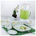 Kütahya Porselen Medusa 4918 Desen Kahvaltı Takımı