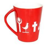Kütahya Porselen Toledo 25392 Dekorlu Istanbul Kupası