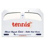 Soft Lines Tennis Klozet Kapak Örtüsü