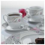 Kütahya Porselen Corner Collection 12 Parça 11301 Desen Çay Takımı