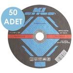KL T230 50 Adet 230x22.2 mm Metal Kesme Diski Düz