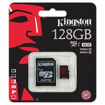 Kingston 128gb Msd U3 90/80 Sdca3/128gb
