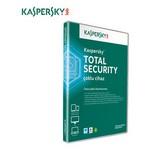 Kaspersky Total Security 2015, Çoklu Cihaz, 3 Kullanıcı - 1 Yıl