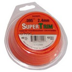 Supertrim Misina 2.4Mm 12M Turuncu