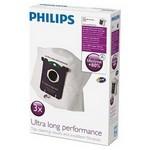 Philips ULP s-bag FC8027/01 3 Adet Toz Torbası