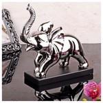 İhouse 1354 Dekoratif Biblo Gümüş