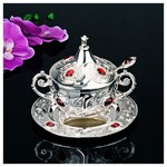 İhouse 24321 Gümüş Şekerlik Gümüş