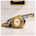 İhouse 54215 Dekoratif Masa Saati Gümüş